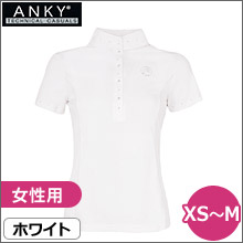 ANKY 競技用 半袖ショーシャツ ASR1